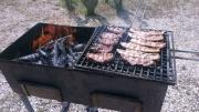 BBQ a disposizione dei graditi ospiti