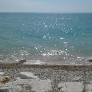 Spiaggia ad appena 20 metri dal B&B